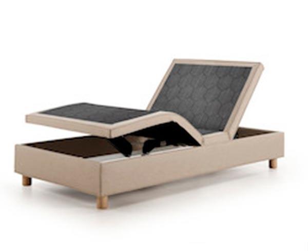 tienda-de colchones pamplona cama-articulada Senttix