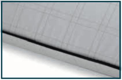 Almohada spezia Carbono lateral